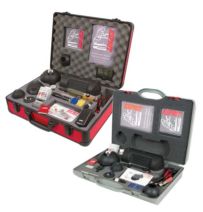 Esprit Windscreen Repair Kits