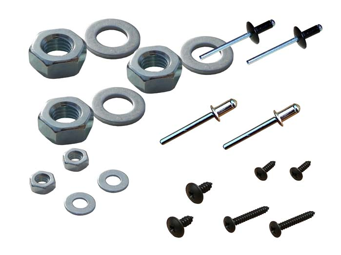 Fixings/Screws/Rivets/Nuts/Bolts