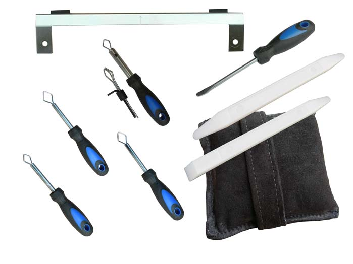 Glass Fitting Tools