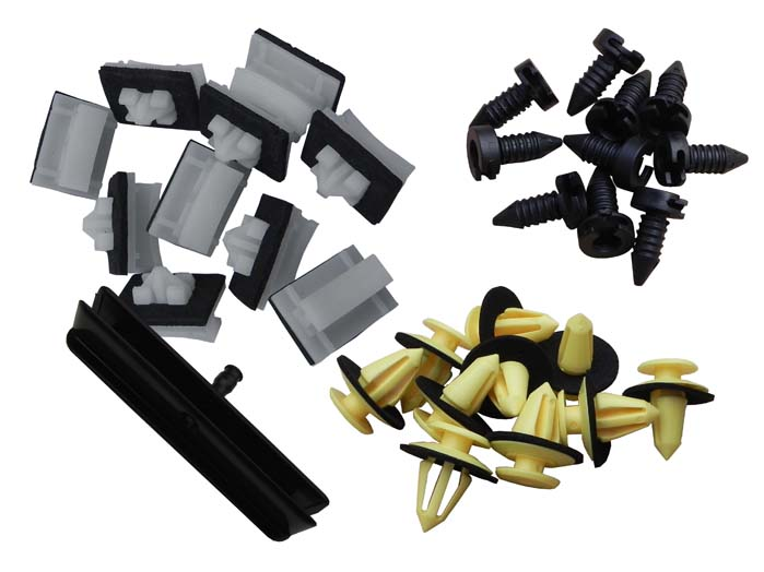 Vehicle Clips & Fasteners