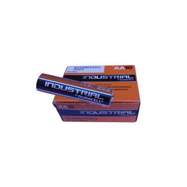 Duracell Industrial Alkaline 1.5v AA Battery (single)