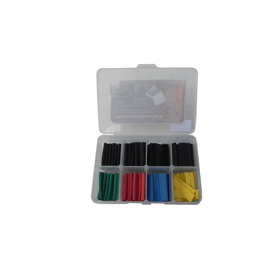 120-pce Heat Shrink Tube Pack