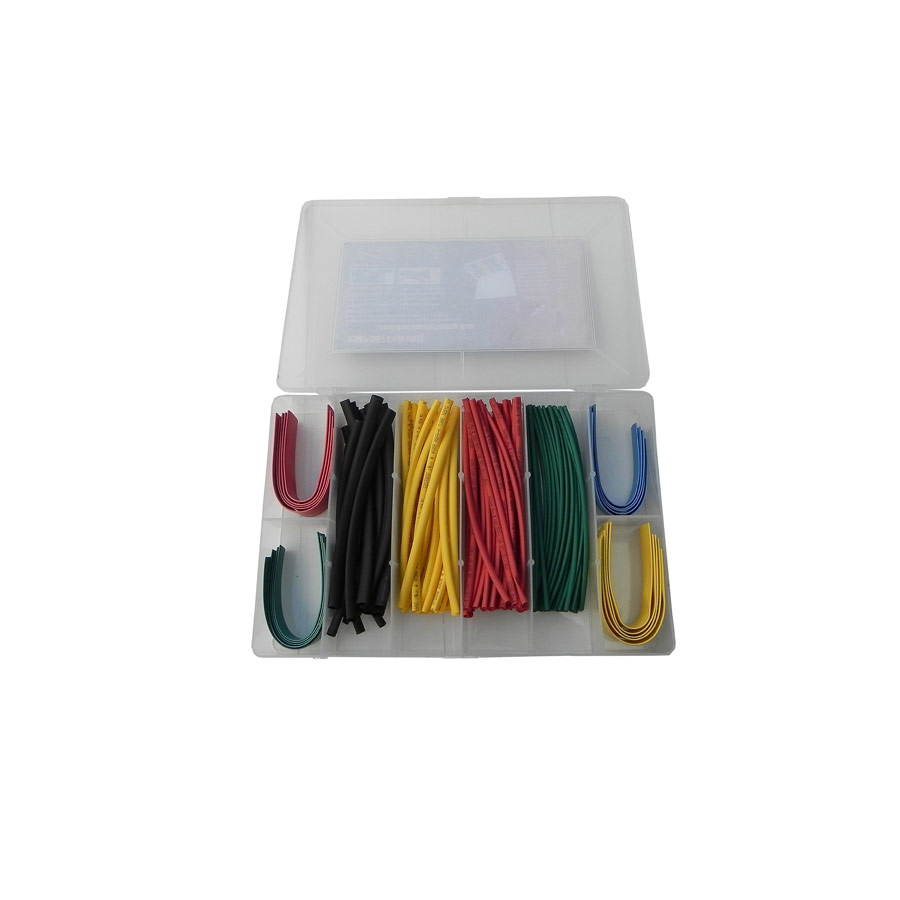 125-pce Heat Shrink Tube Pack