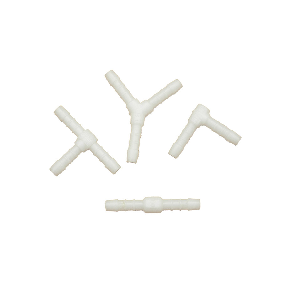 5mm Hose Connectors 12-pce Set (ILTY x 3 each)