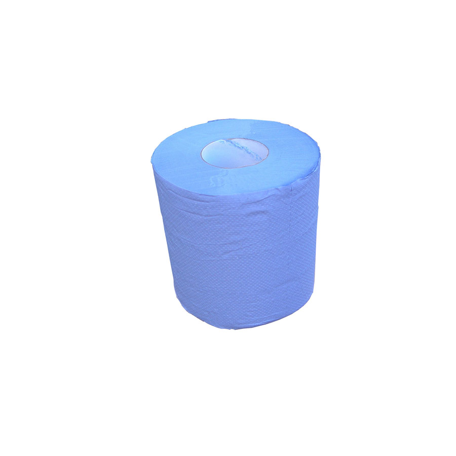 Embossed 2 Ply Paper Towel Blue (150M x 200mm)