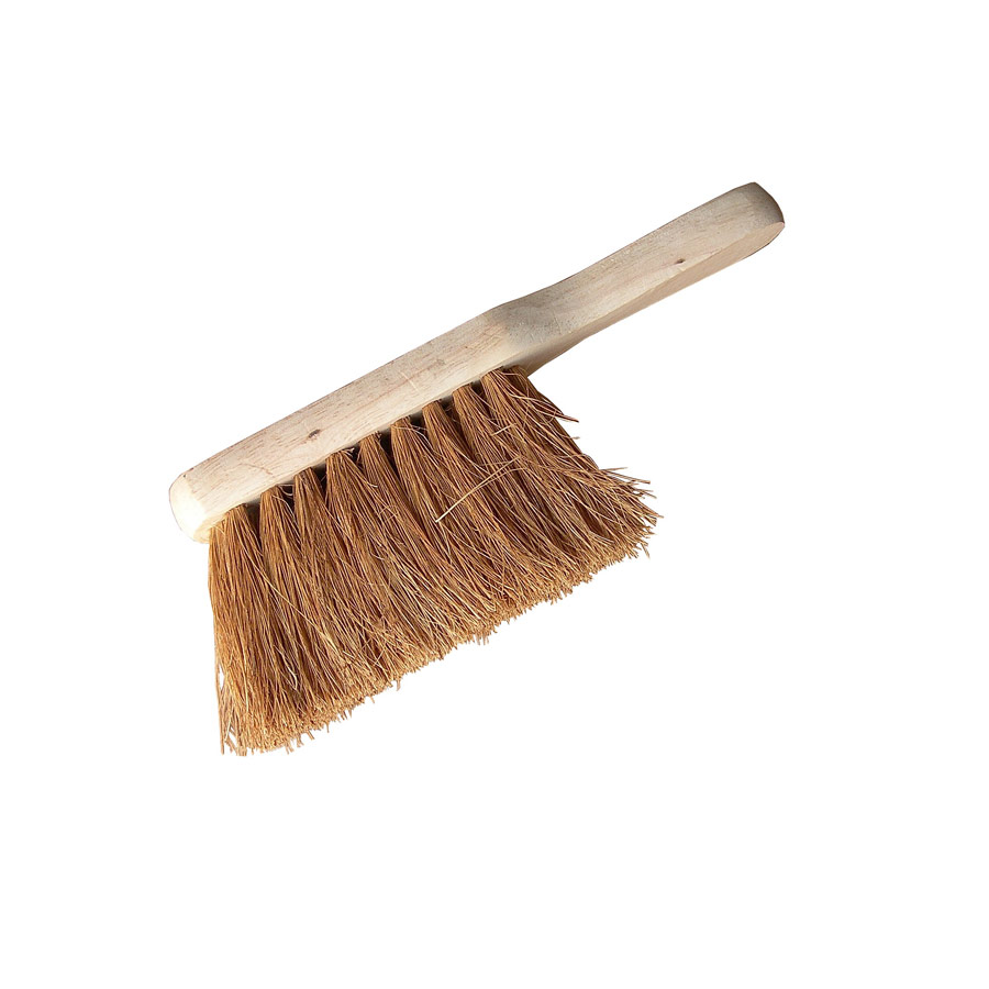 "Global 11"" Hand Brush (soft) - Wooden"