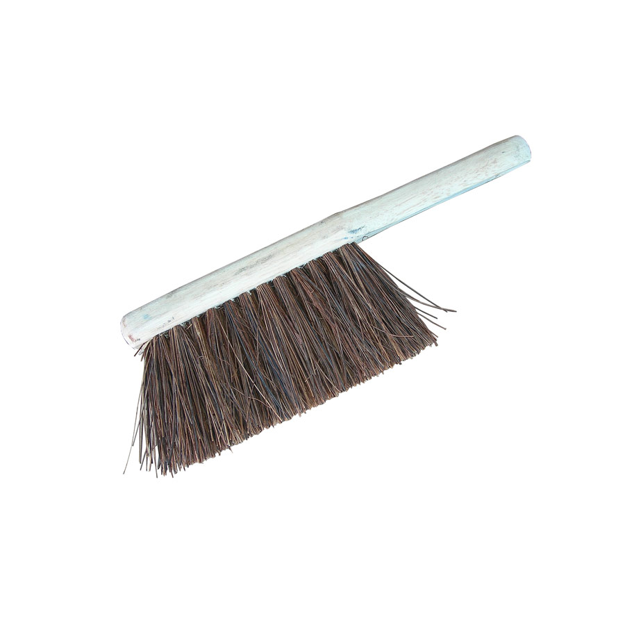 "Global 11"" Hand Brush (stiff) - Wooden"