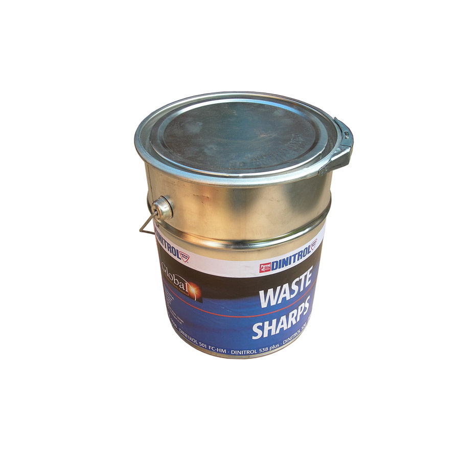 GLOBAL SHARP WASTE TIN
