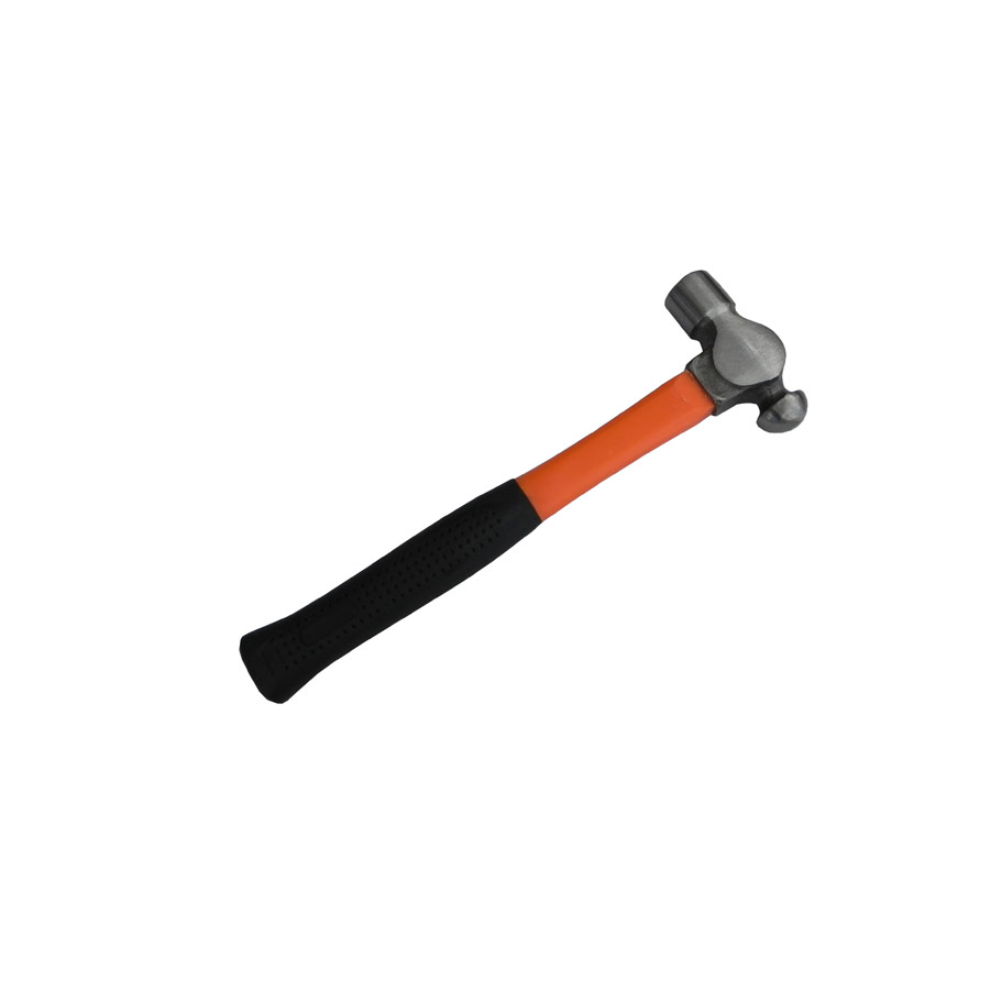 16 oz Ball Pein Hammer Fibreglass Handle