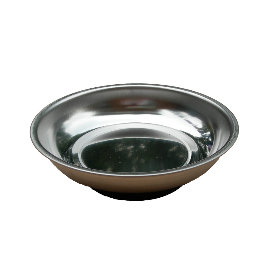 "6"" Magnetic Stainless Steel Tray"
