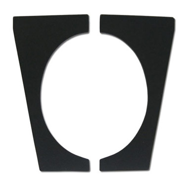 MAN & MERCEDES Adhesive Pad for Camera Bracket Lane Departure Warning Systems