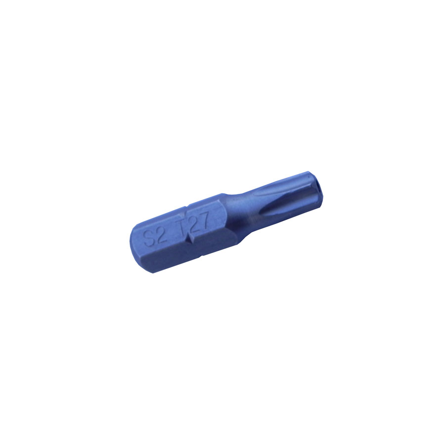 T27 Security Star Screwdriver Bit (25mm)