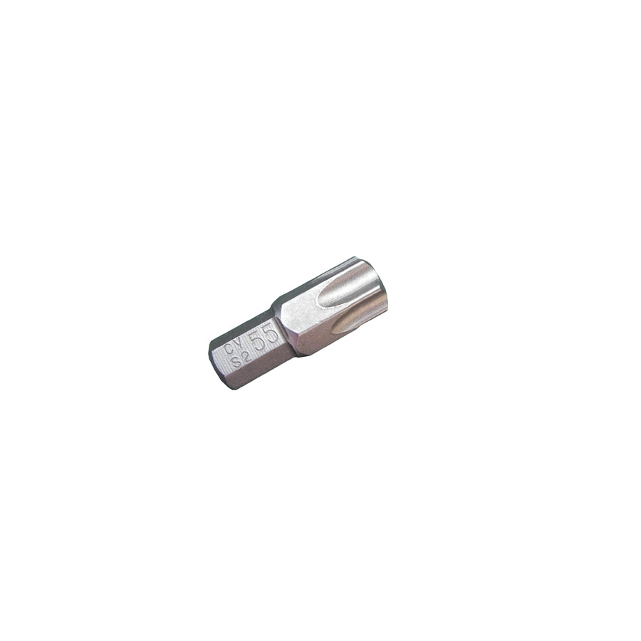 "5/16"" x T55 Screwdriver Bit 30mm"