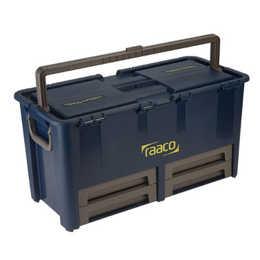 Raaco COMPACT 62 Ind. Poly  Premium Tool Box