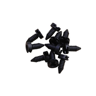 Land Rover Range Rover Plastic Trim Clip/Stud Fastener for Rear Door Card x 10
