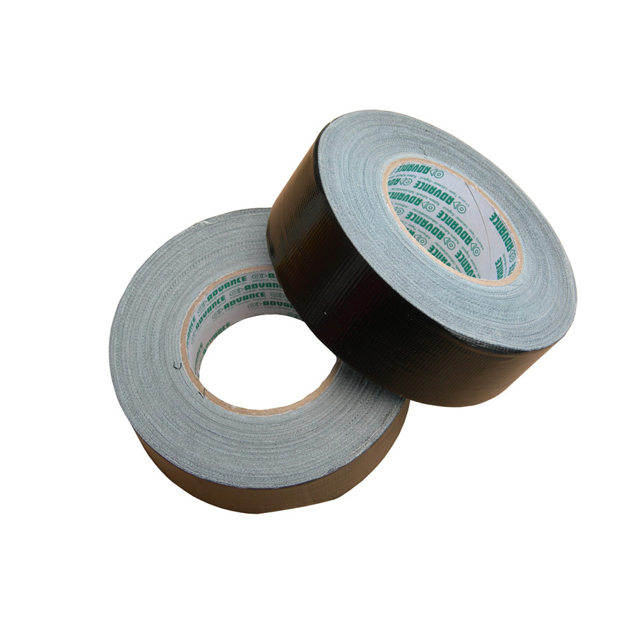 "2"" Heavy Duty Black Duct Tape (50mm x 50M) roll x1"