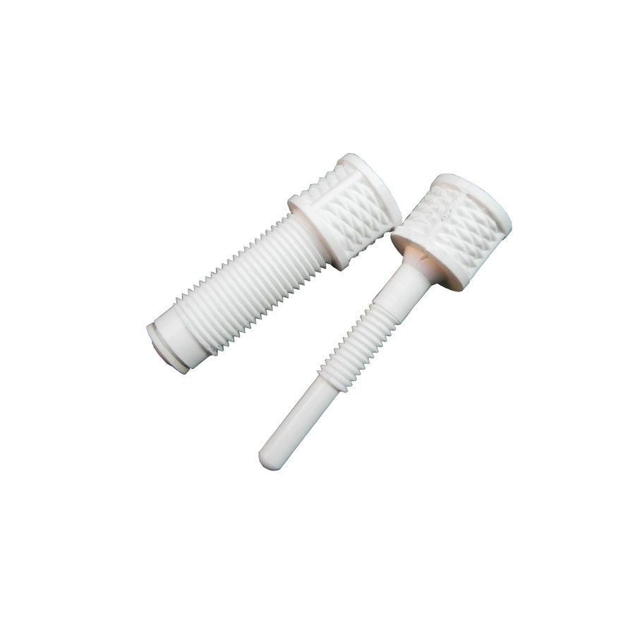 DUOBOND Male/Female Injectors - White