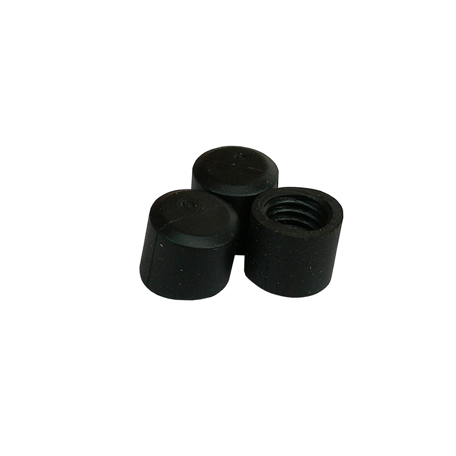 Esprit Rubber Feet for threaded adjusting screws