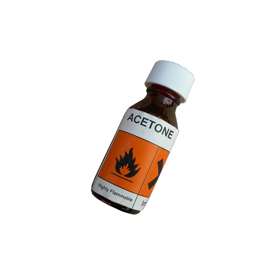 Acetone Prep Cleaner 50ml