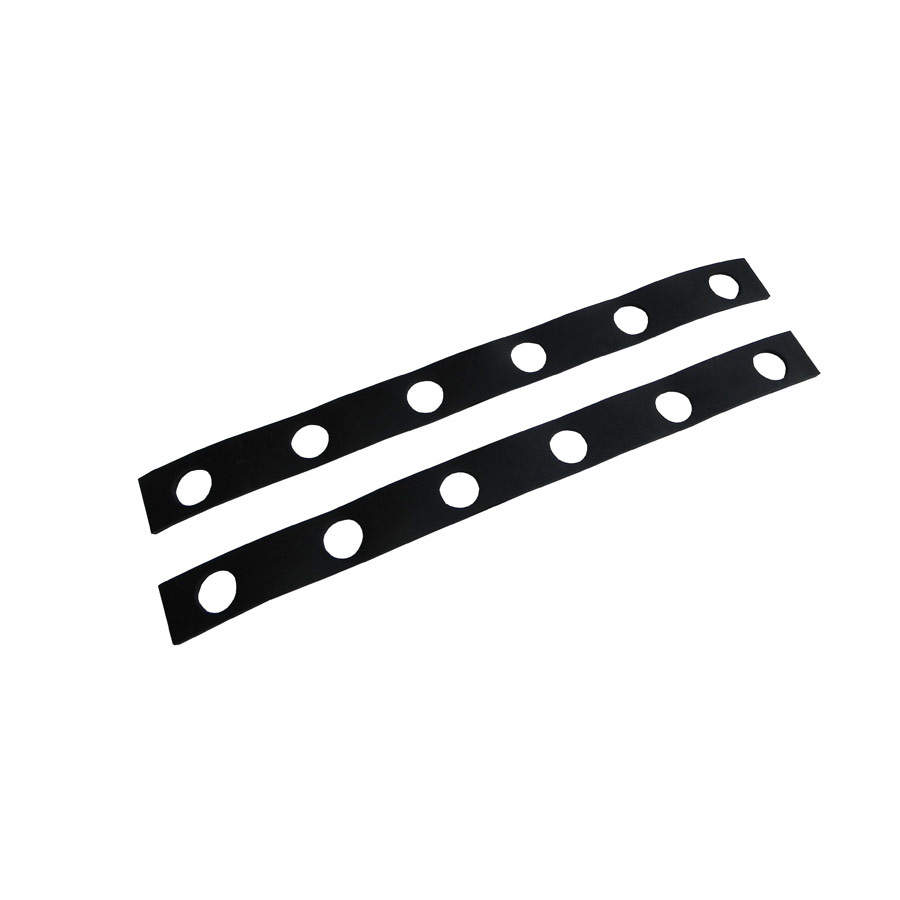 Van Glass Rack Rubber Base with holes (6) - (1)