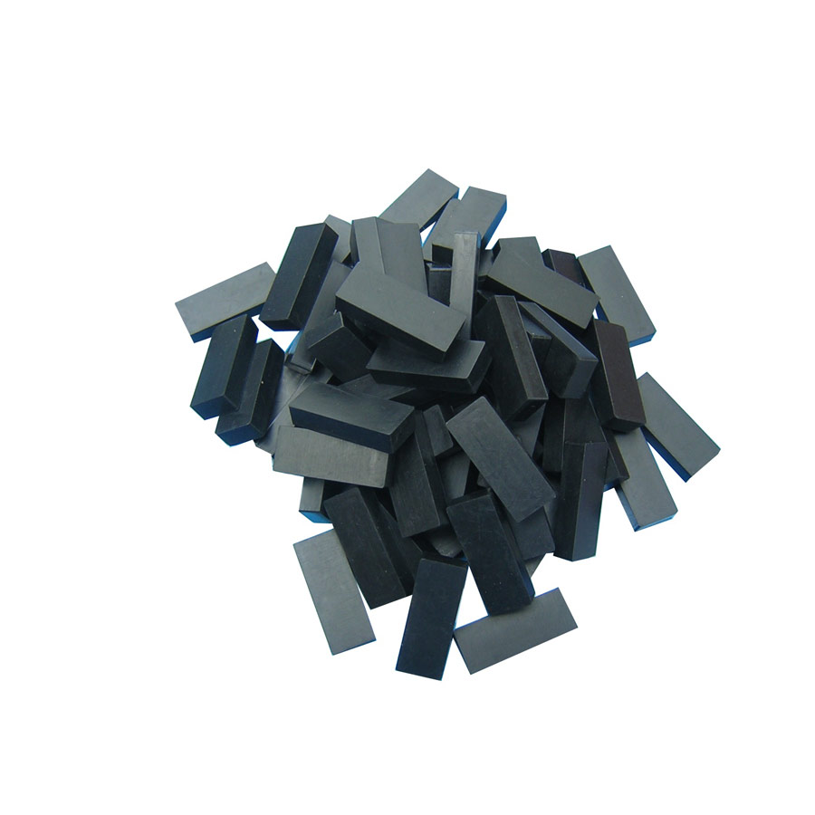 Rubber Height Blocks x 100pcs - (30 x 6 x 12)
