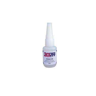 20 TWENTY Medium Viscosity Cyanoacrylate 20G