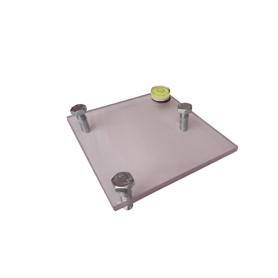 Light/Rain Sensor Levelling Table