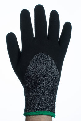 TORNADO Zestos Kevlar Thermal Gloves Cut Level 5 - Medium Size: 8