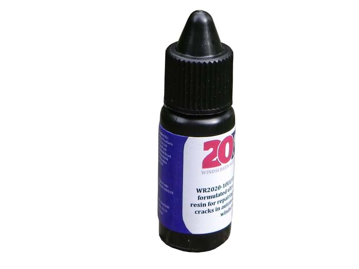 20TWENTY Ultra Low Viscosity W/S Repair Resin 10ml - Blue Label