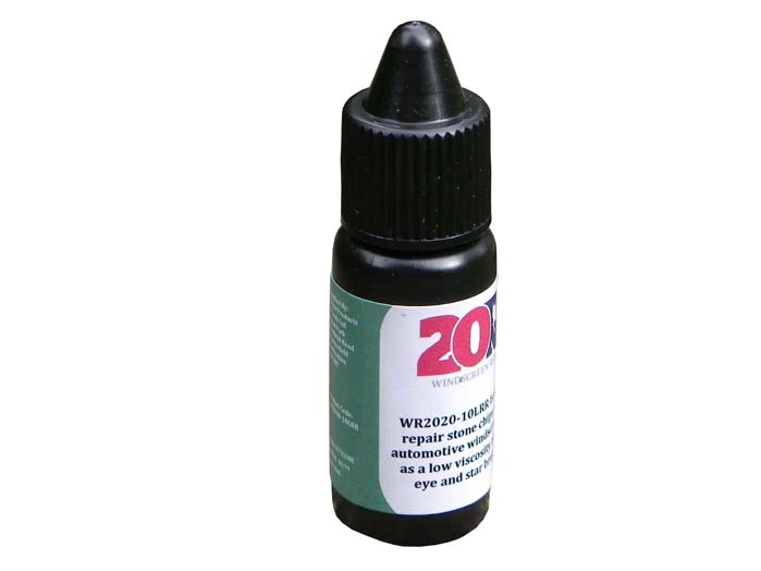 20TWENTY Low Viscosity Windscreen Repair Resin 10ml
