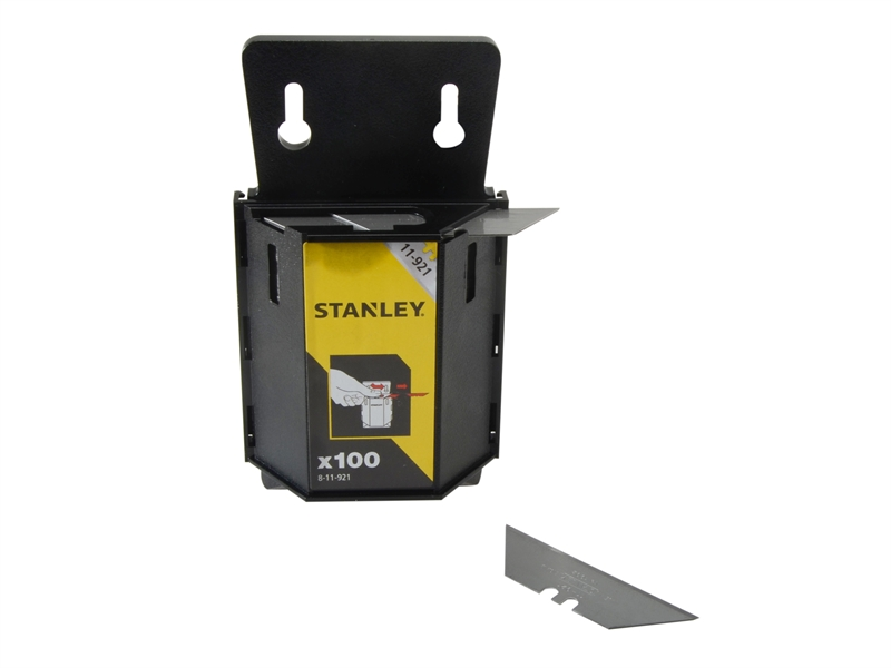 Stanley 11921 Blade Pack 100 Piece Twin Pack