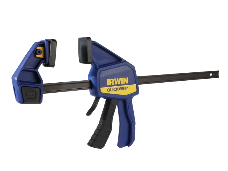 IRWIN® Quick-Grip® Quick-Change™ One Handed Clamp 300mm/12""