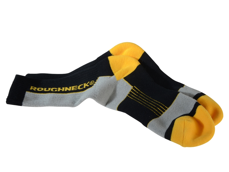 Roughneck Socks, Twin Pack