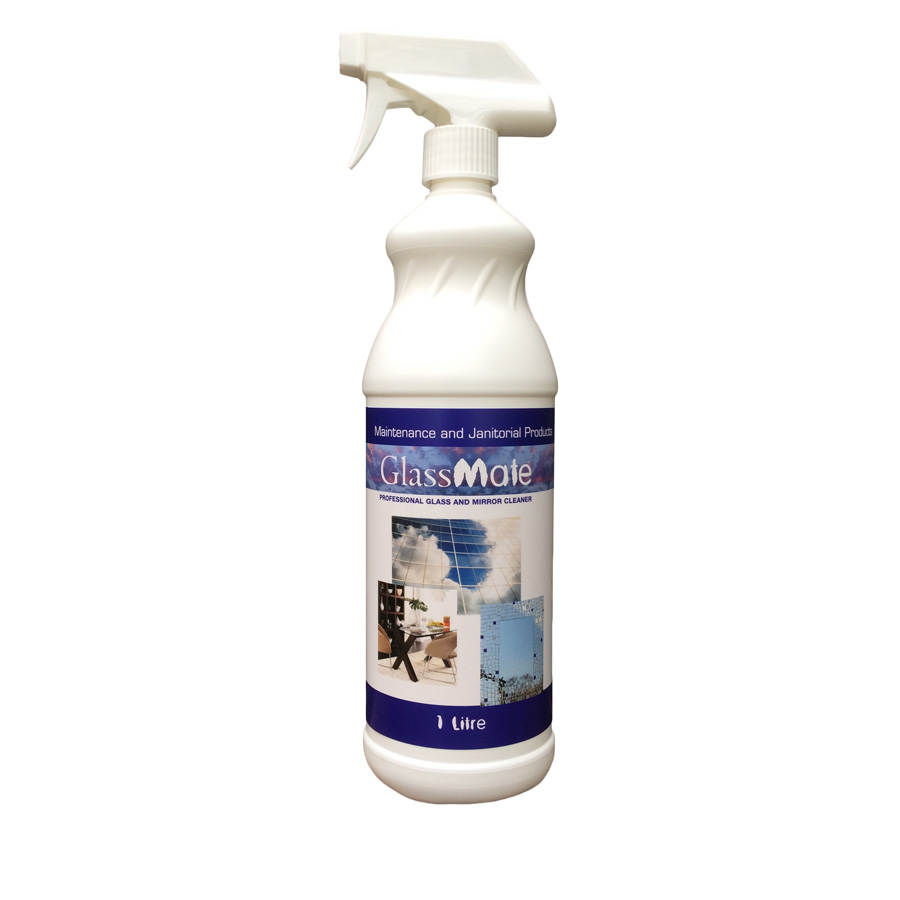 1 Litre Glass Mate - Glass Cleaner Spray