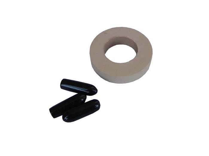DUOBOND Bridge Service Set, Feet Cover 3-pcs & Foam Ring 1-pce