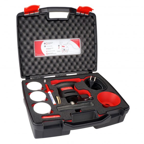Scratch Away SAW360  P 230V  Polishing System