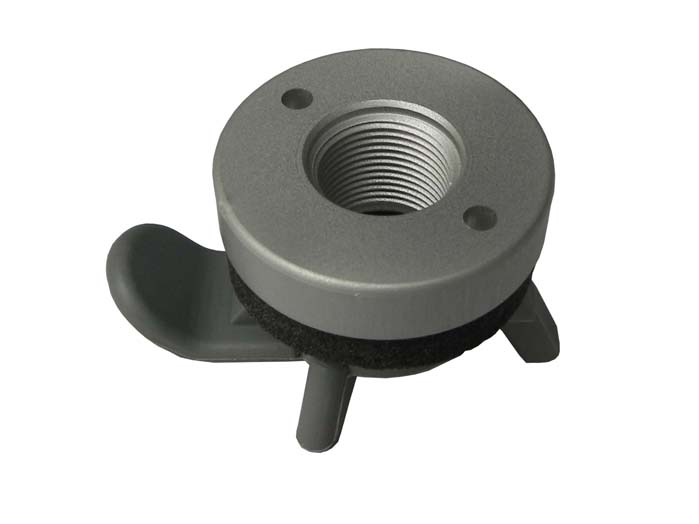 Esprit Elite Bridge M/F Positioner - Tri-Head Fitting with metal collar & foam ring.