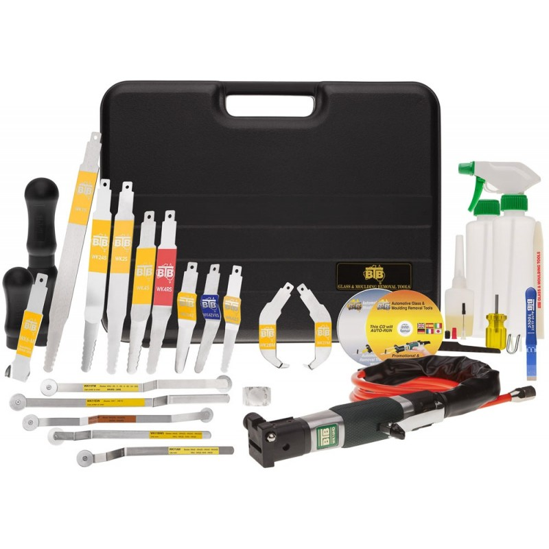 BTB WK TECBX Technician Glass Removal Kit